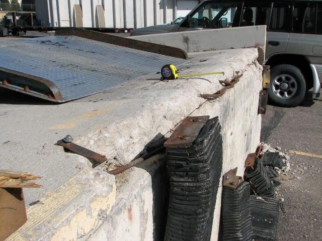 Dock Repairs