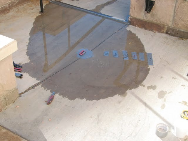 Drain Placement Testing