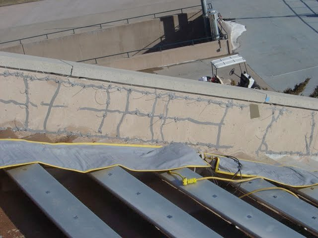 Epoxy Injection on Precast Wall