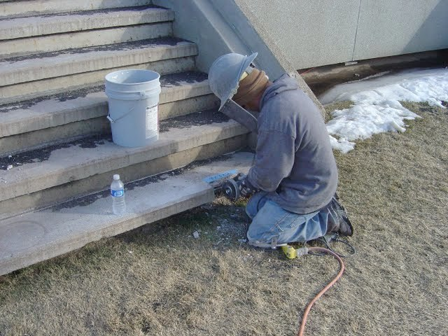 Patching and Repair of Structural Precast