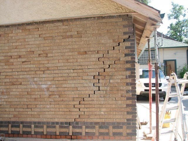 Separation of Brick