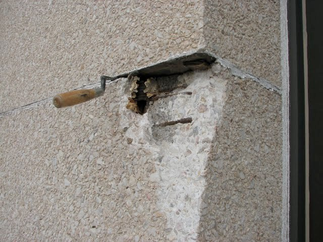 Spall  Repairs