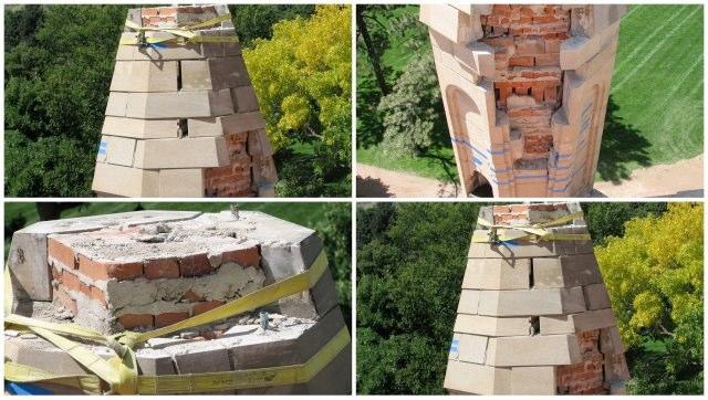 Restoring Bricks